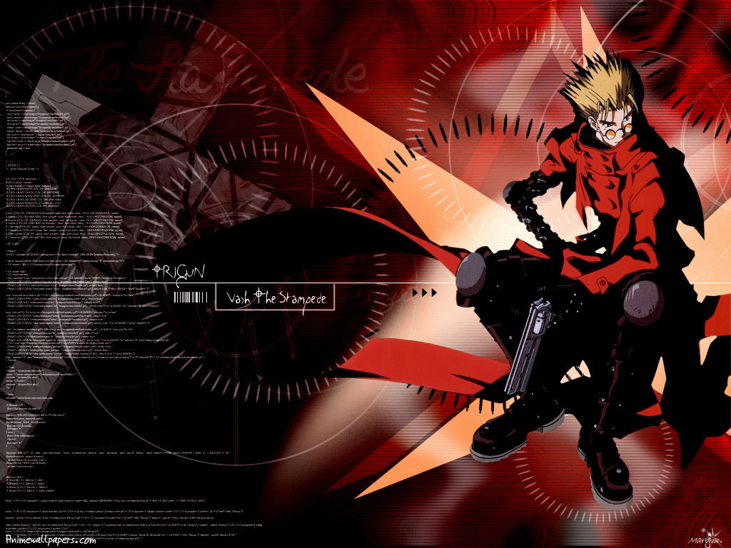 images about trigun - photo #14